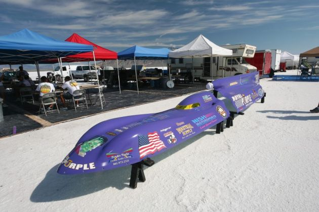 Bonneville Speed Week 2009       DRAGSTERS AUTO    USA 57789_10