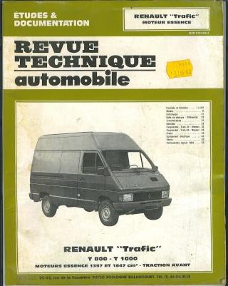 Fourgon pour moto : Renault Trafic 1985? - Page 2 Lastsc10