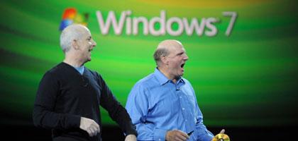 Windows 7 português concorre com versões pirateadas Win710