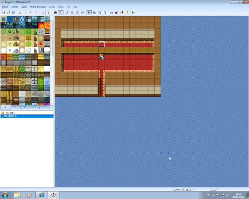 Comment faire une salle pour jouer au loto Screen36