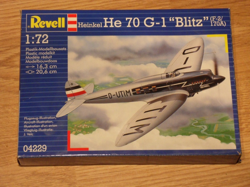 "blitz - He 70 G-1 ""Blitz"" 1/72 - Page 2 Sdc11510"