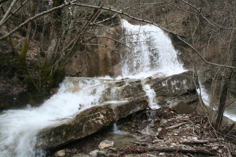 Acquacheta e piccole piene... 30-03-16