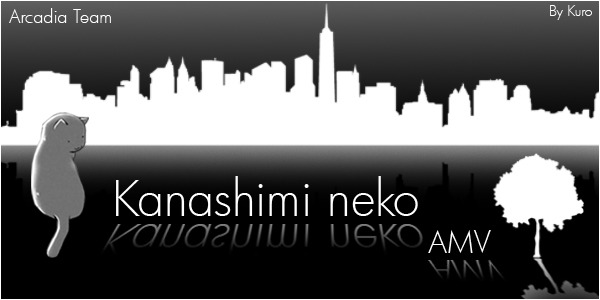 Kuro' - AMV - Kanashimi neko Bannam10