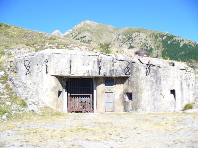 bunker dans l'ubaye 15 Aout Bed_fo10