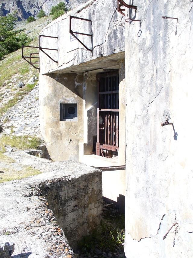 bunker dans l'ubaye 15 Aout Bed_fo11