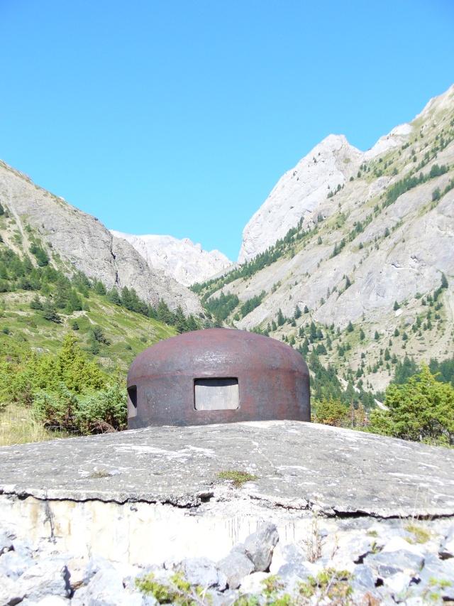 bunker dans l'ubaye 15 Aout Bed_fo12