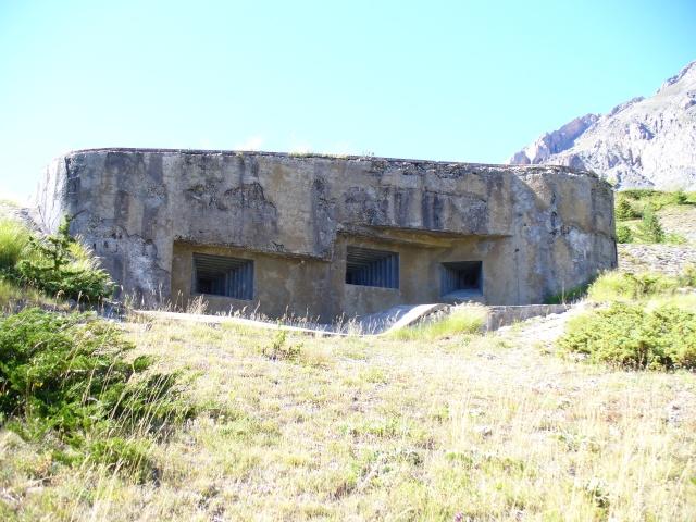 bunker dans l'ubaye 15 Aout Bed_fo15