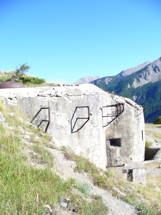 bunker dans l'ubaye 15 Aout Bed_fo16