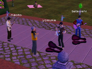 LET THERE BE SIMS Hiroya10