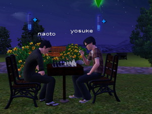 LET THERE BE SIMS Hiroya11