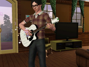 LET THERE BE SIMS Yosuke18