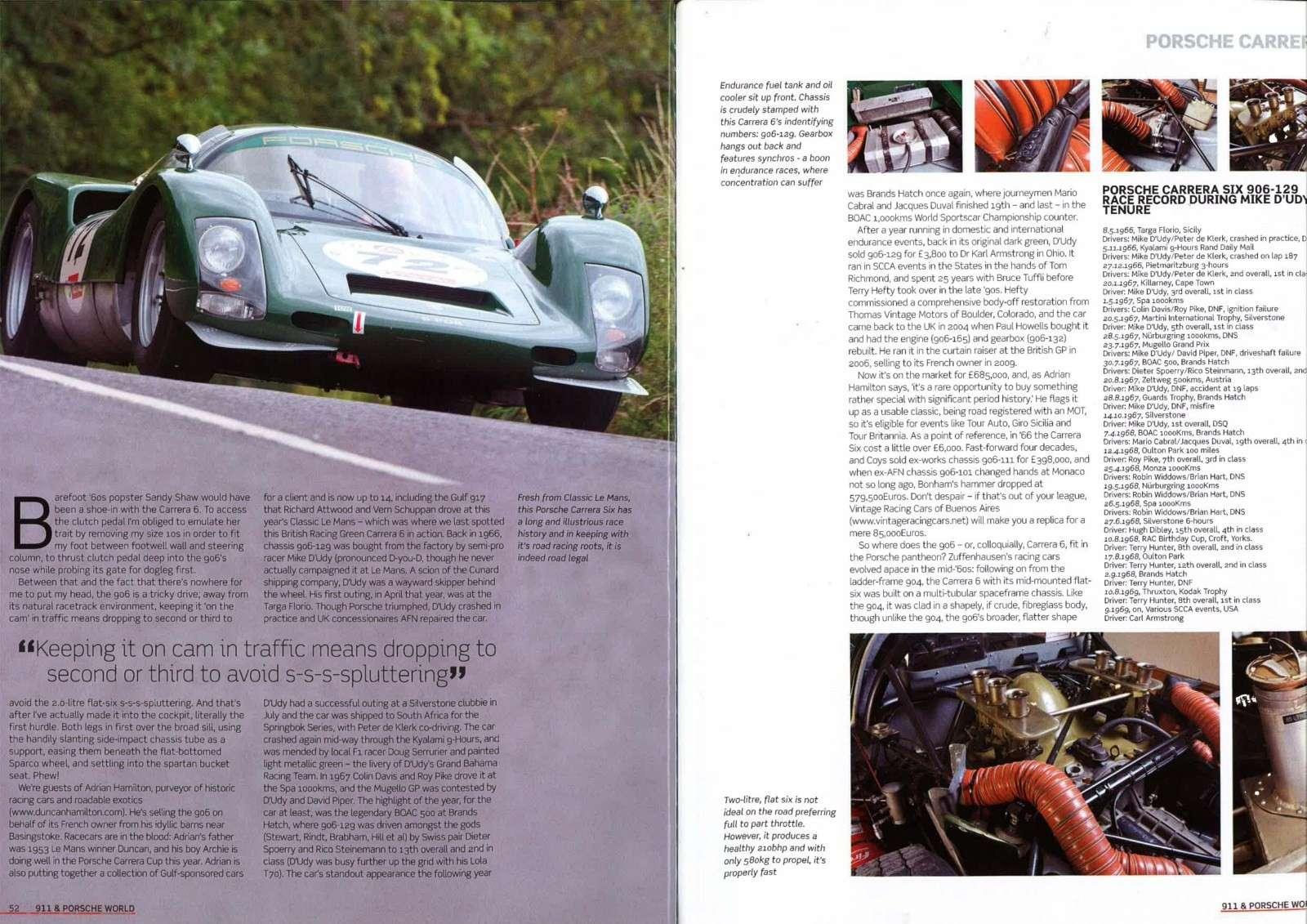Le Tour Auto  2013 en Porsche 906 - Page 8 Porsch12
