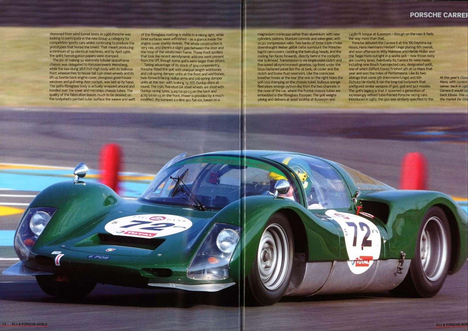 Le Tour Auto  2013 en Porsche 906 - Page 8 Porsch13