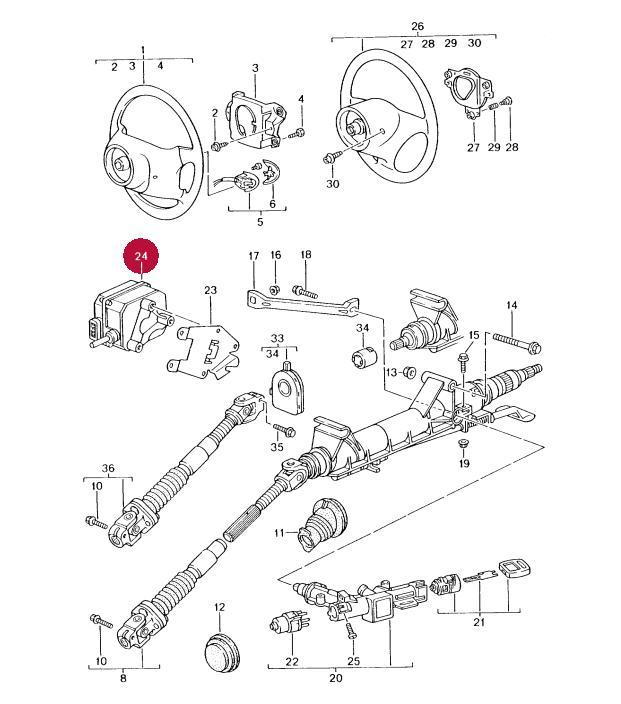 Montage régulateur de vitesse Tempom10