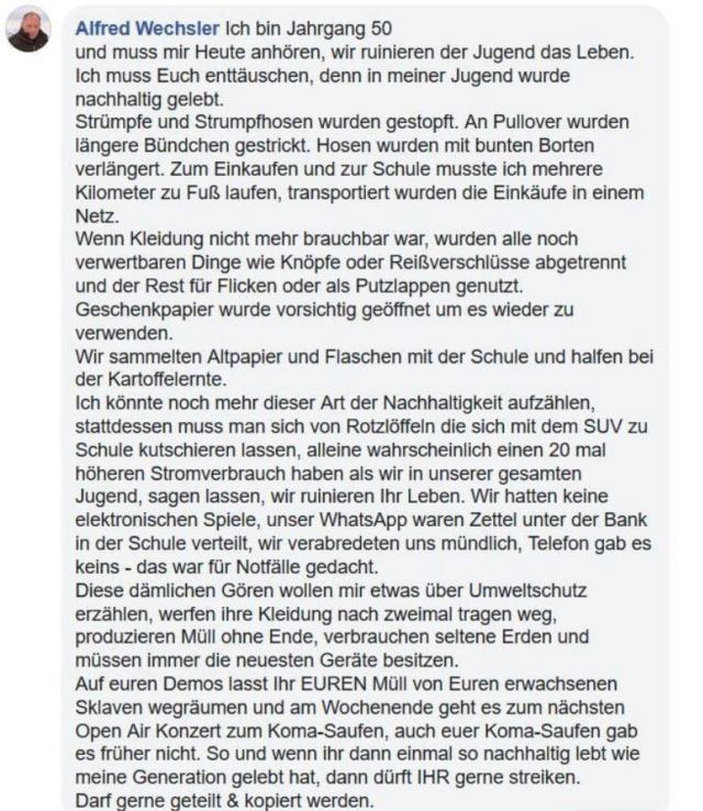 Greta Thunberg für Friedensnobelpreis vorgeschlagen - Seite 12 Klima11