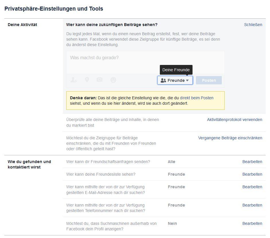 Datenschutz-Irrsinn ... - Seite 2 Profil11