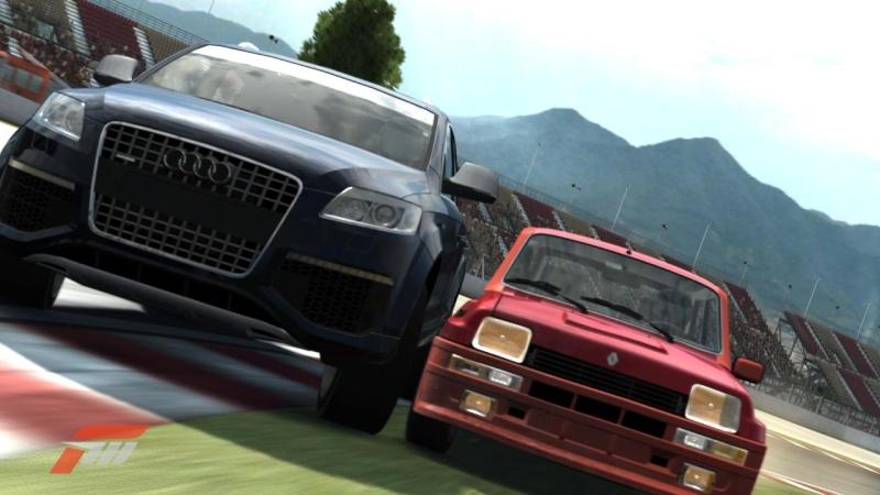 Rapport de course Forza 3 Duel110