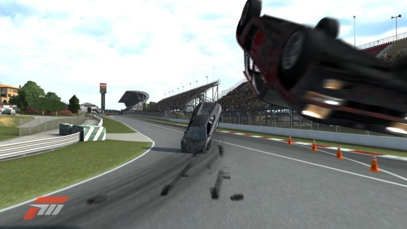 Rapport de course Forza 3 Duel310