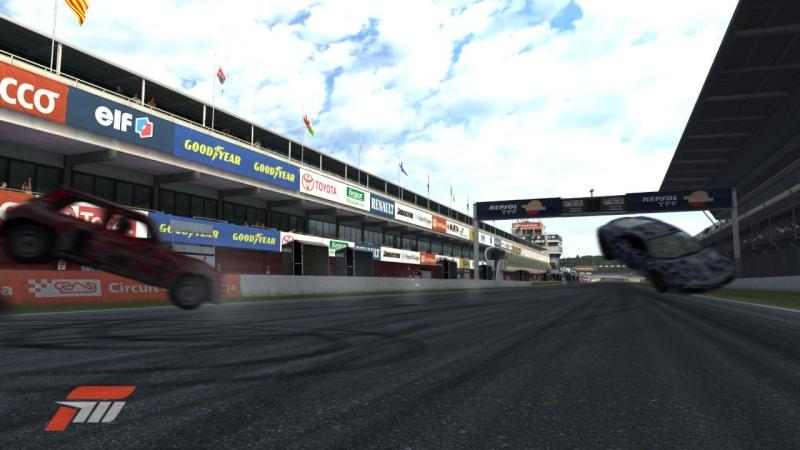 Rapport de course Forza 3 Duel410
