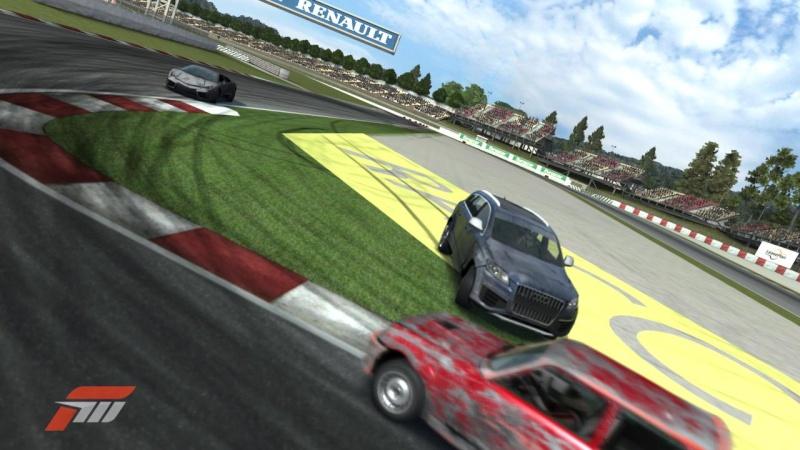 Rapport de course Forza 3 Duel510