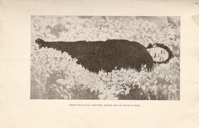 maria de la luz camacgo - Maria de la Luz Camacho, martyre , 1907-1934 ( Mexique ) - Page 3 Numari16