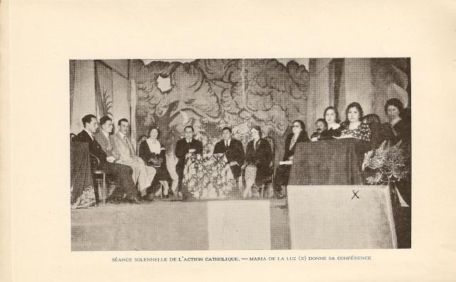 maria de la luz camacgo - Maria de la Luz Camacho, martyre , 1907-1934 ( Mexique ) - Page 5 Numari27