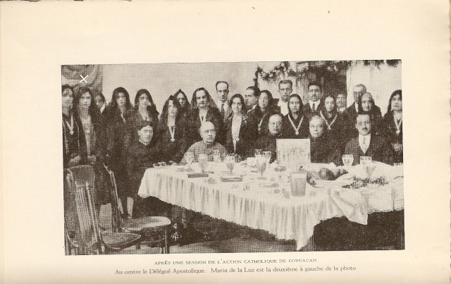 maria de la luz camacgo - Maria de la Luz Camacho, martyre , 1907-1934 ( Mexique ) - Page 5 Numari28