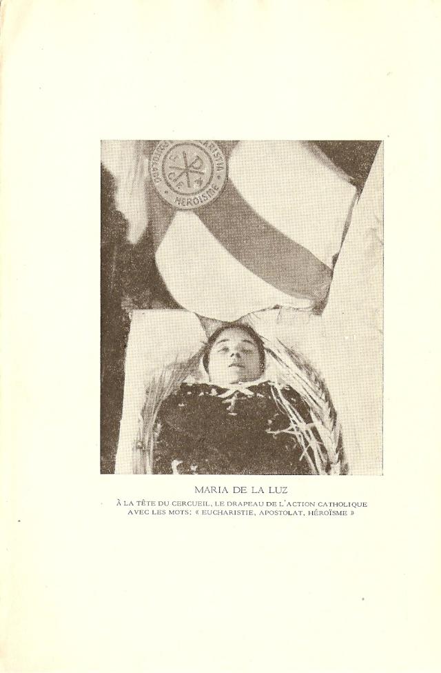 Maria de la Luz Camacho, martyre , 1907-1934 ( Mexique ) - Page 7 Numari29