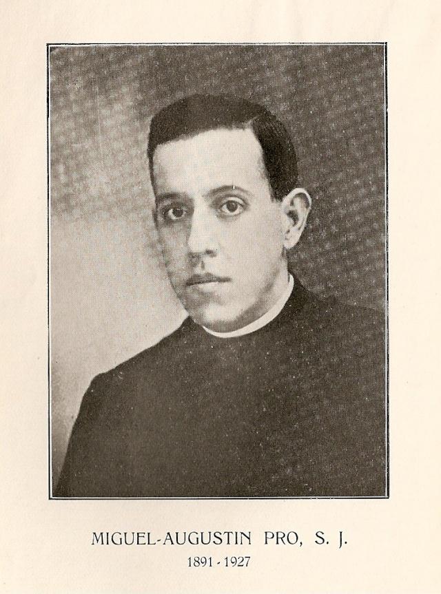 LE PÈRE PRO, martyr, 1891-1927 ( Mexique ) Numari30