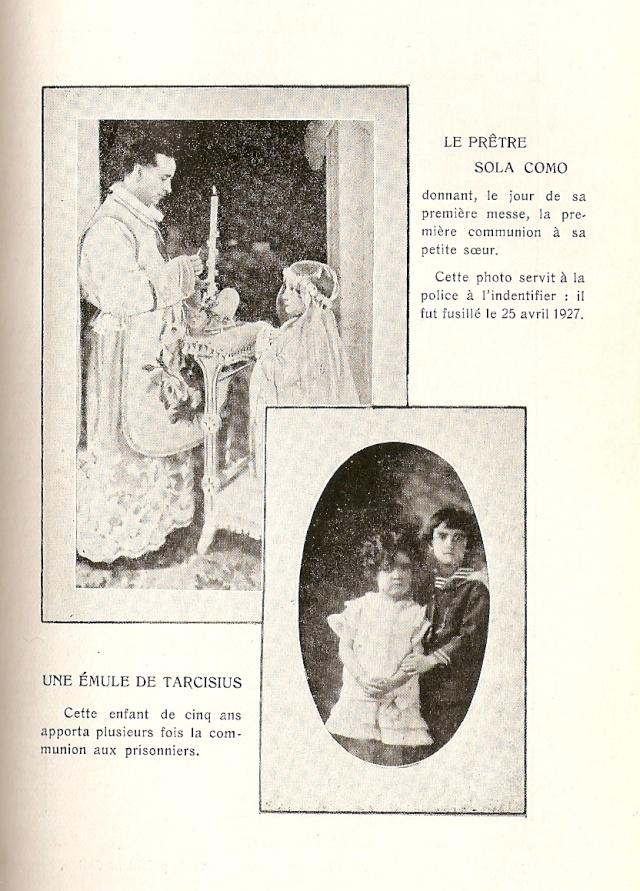 LE PÈRE PRO, martyr, 1891-1927 ( Mexique ) - Page 2 Numari36