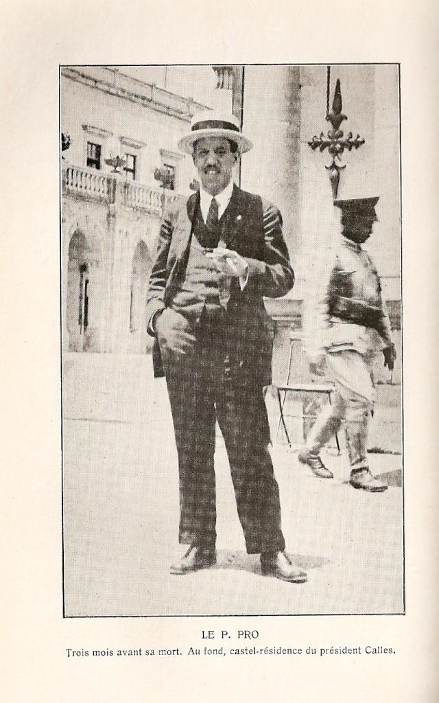 LE PÈRE PRO, martyr, 1891-1927 ( Mexique ) - Page 2 Numari37