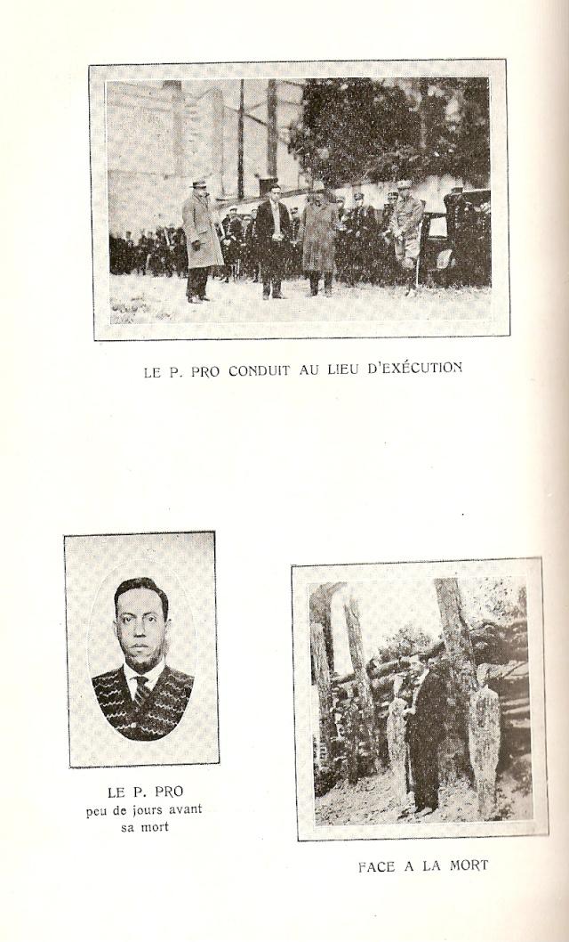 LE PÈRE PRO, martyr, 1891-1927 ( Mexique ) - Page 3 Numari43