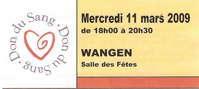Don du sang à Wangen Numari10