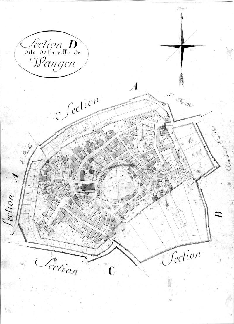 Les fortifications de Wangen Numari11