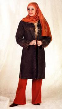 أزياء صيف 2009 للمحجبات 86161210