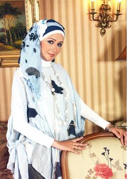 أزياء صيف 2009 للمحجبات Kamar_15