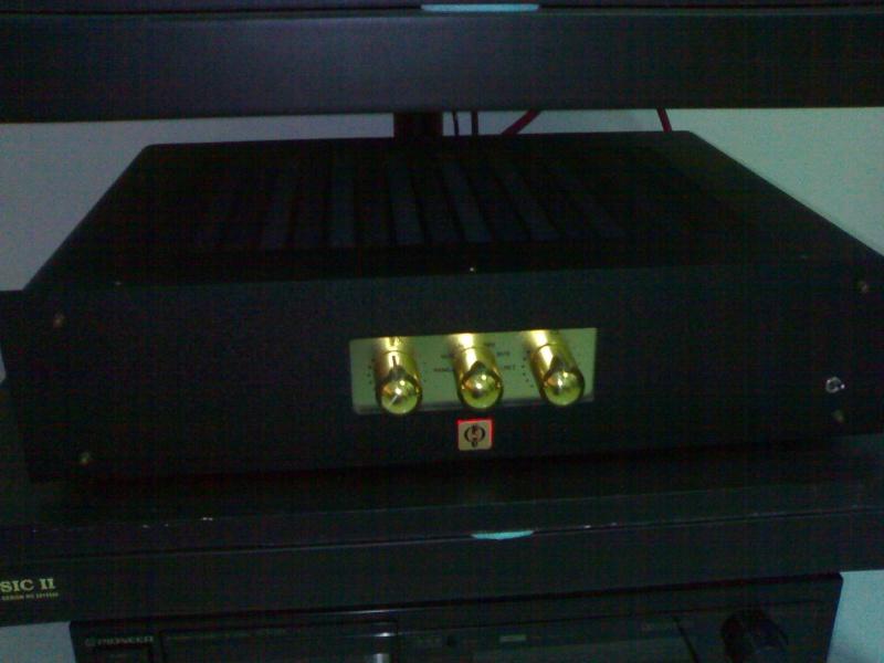 Croft Chameleon integrated amp (Used) SOLD Image221