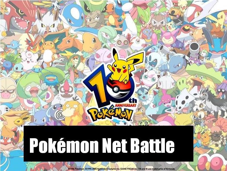 Pokémon Net Battle