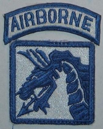 18th (XVIII) Airborne Corps Corps110