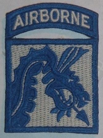 18th (XVIII) Airborne Corps Corps111