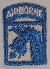 18th (XVIII) Airborne Corps Corps112