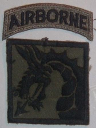 18th (XVIII) Airborne Corps Corps113