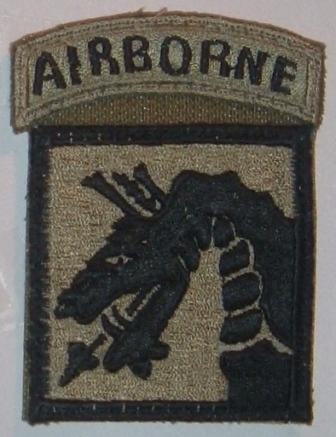 18th (XVIII) Airborne Corps Corps114
