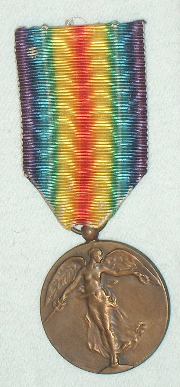 WW1 Allied Victory Medal A001_110