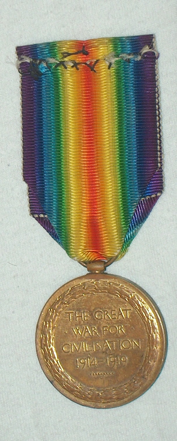 WW1 Allied Victory Medal A004_213