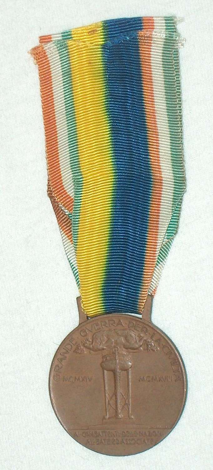 WW1 Allied Victory Medal A005_210