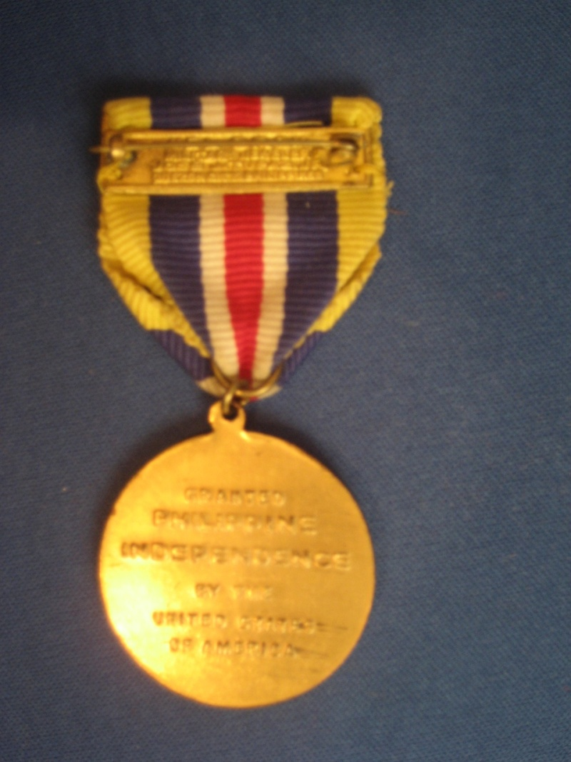 Philippine Independence Medal F018_e10