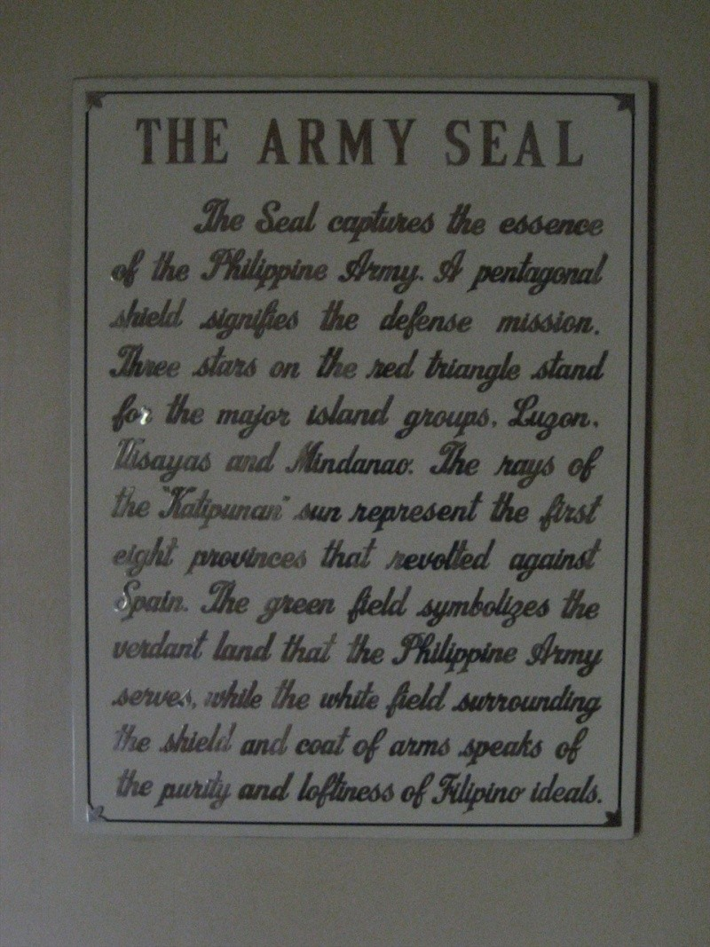 Philippine Army Museum, Manila Img_9710