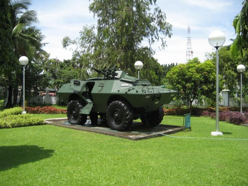Philippine Army Museum, Manila Img_9728