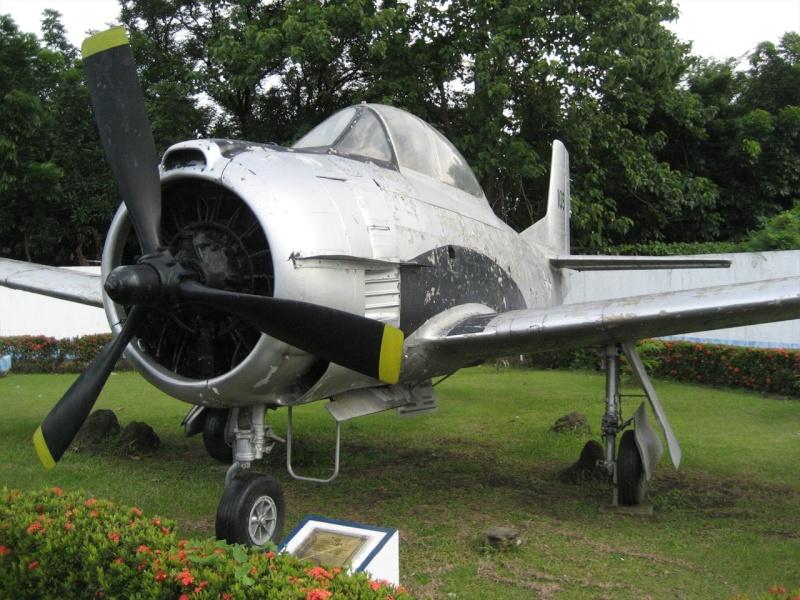 Philippine Air Force Museum, Manila Img_9816